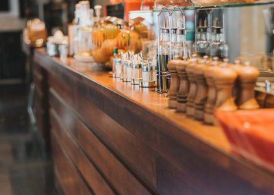 Esperienza interiér bar